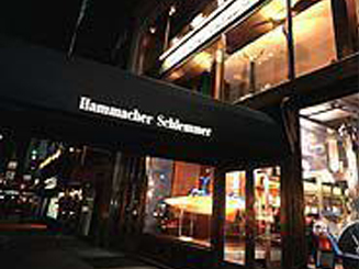 Hammacher Schlemmer New York