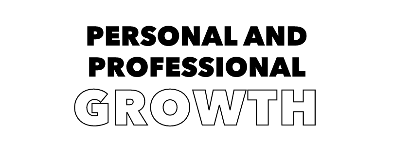 Growth Text Image